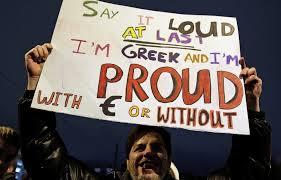 greek proud